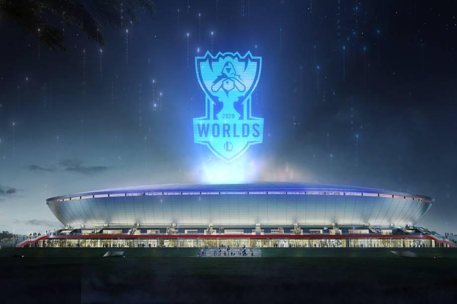 """""""英雄联盟""""世界锦标赛将于9月在上海举行"""
