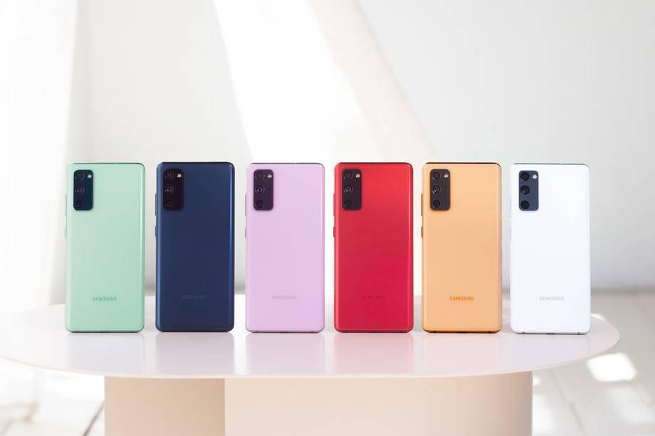 三星Galaxy S20 FE有一些旗舰配置,价格为699美元