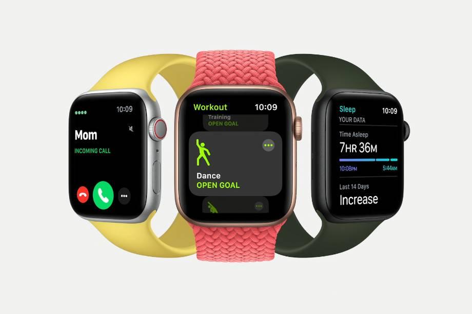 苹果公司发布了Apple Watch SE,这是第3代苹果手表的廉价继承者