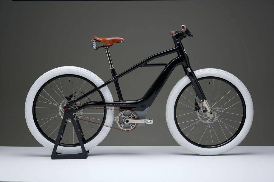 哈雷戴维森公司发布了一款名为Serial 1的新电动自行车