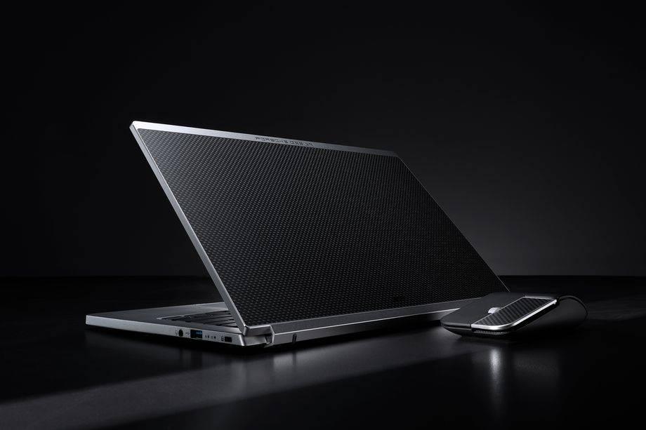 Acer与保时捷设计合作推出Acer Book RS笔记本电脑