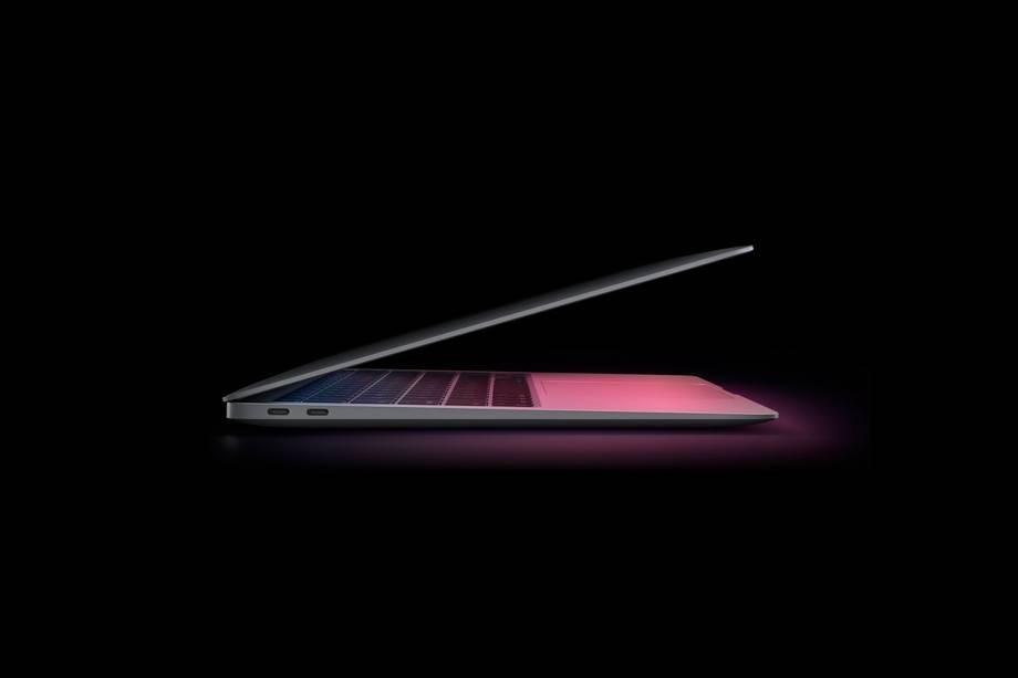 苹果发布了搭载arm处理器的MacBook Air