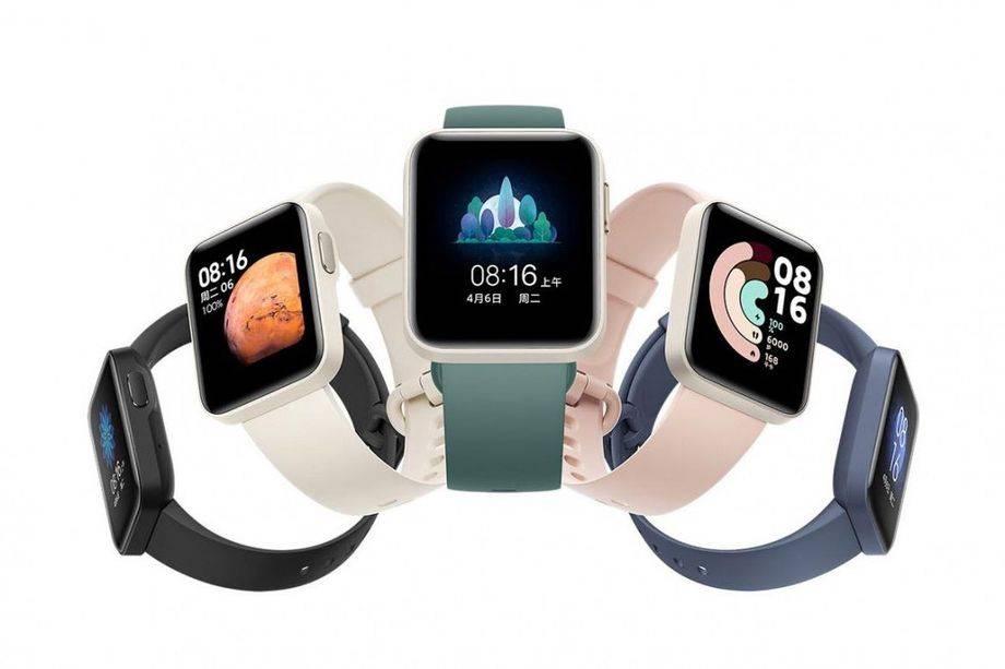 红米首款智能手表宣布售价45美元