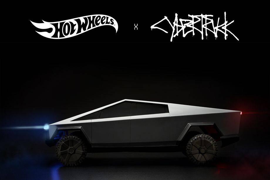 Hot Wheels通过延迟他们的模型Cybertruck给真正的特斯拉体验