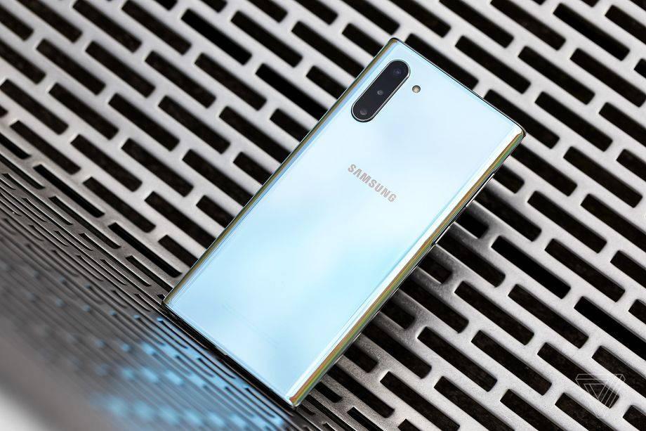 三星的One UI 3.0更新开始在Galaxy Note 10设备上推出