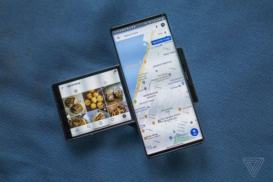 LG表示正在考虑放弃智能手机