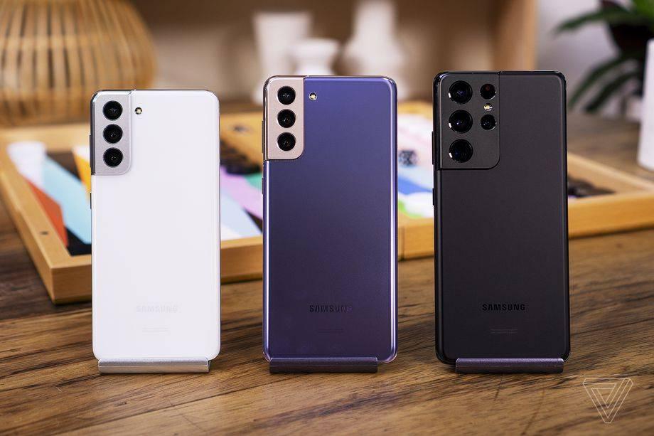 三星Galaxy S21手机不支持microSD卡