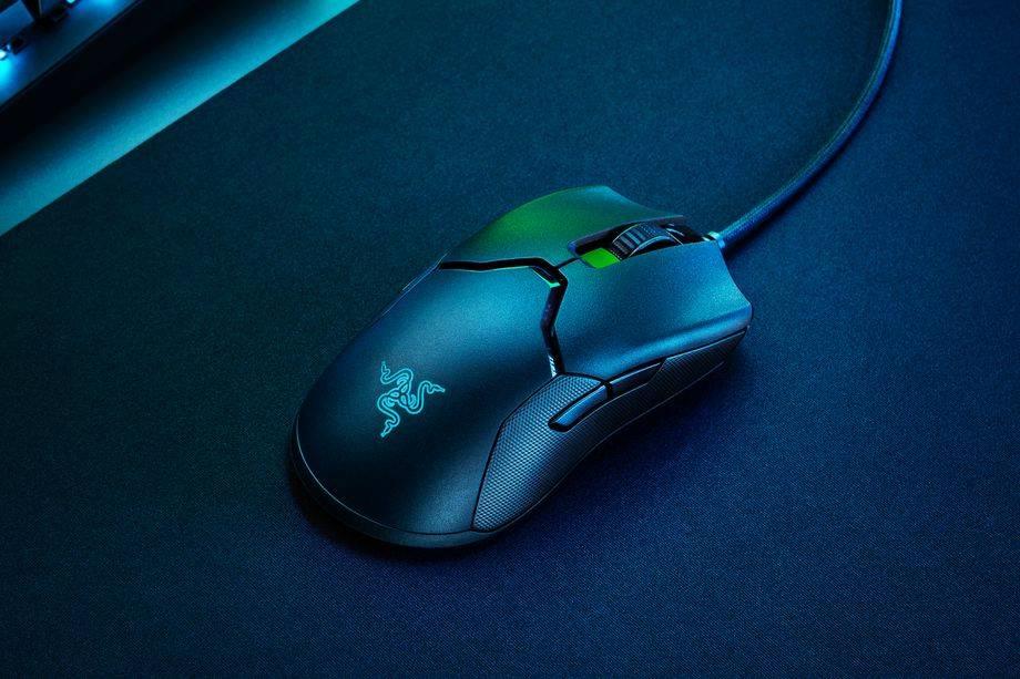 Razer的新Viper 8K承诺是所有游戏鼠标中性能最快的
