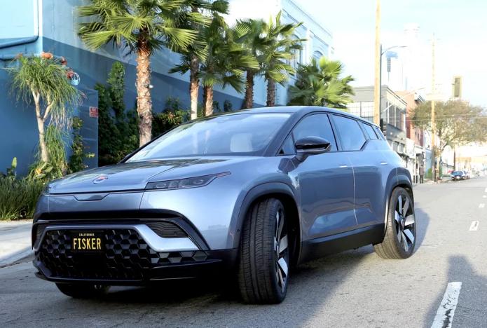 苹果制造商富士康将为菲斯克生产电动汽车
