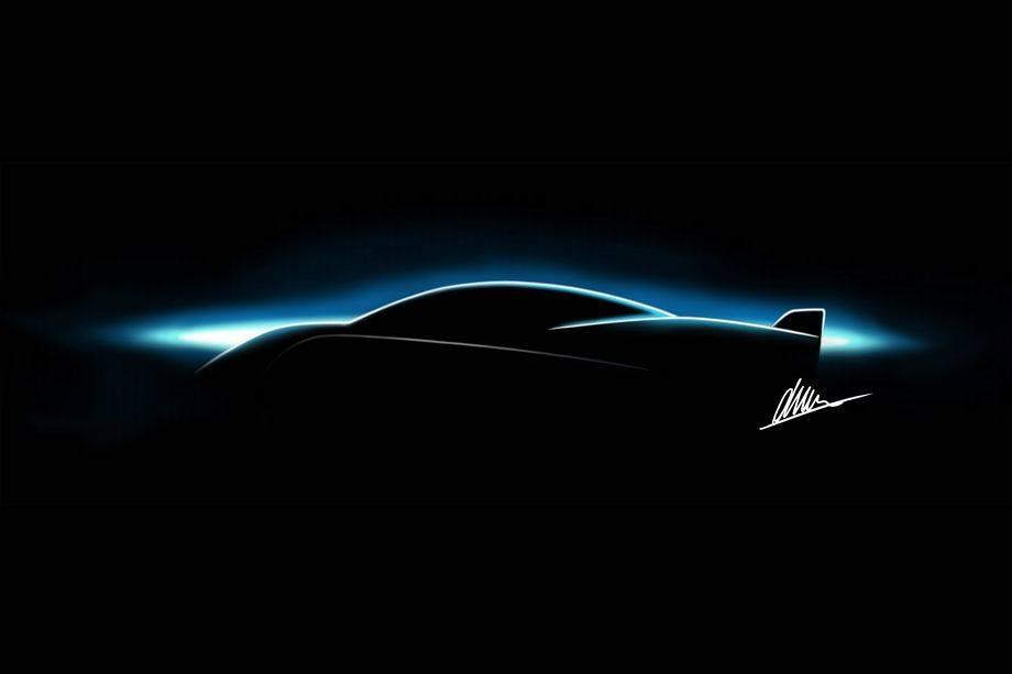 """这款超级跑车是中国首个""""一带一路""""电动汽车项目"""