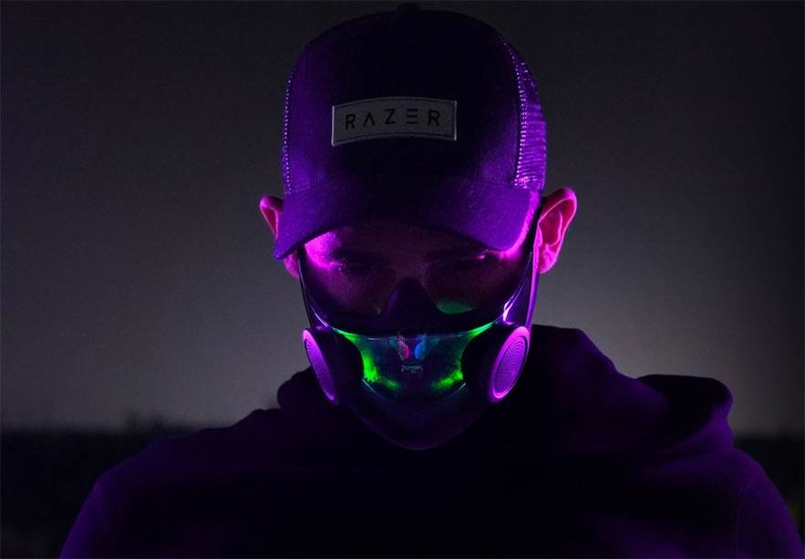 雷蛇将推出全新智能口罩 Project Hazel