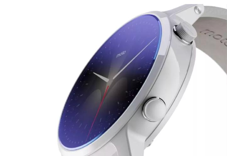 摩托罗拉新款Wear OS智能手表,或将于今年推出