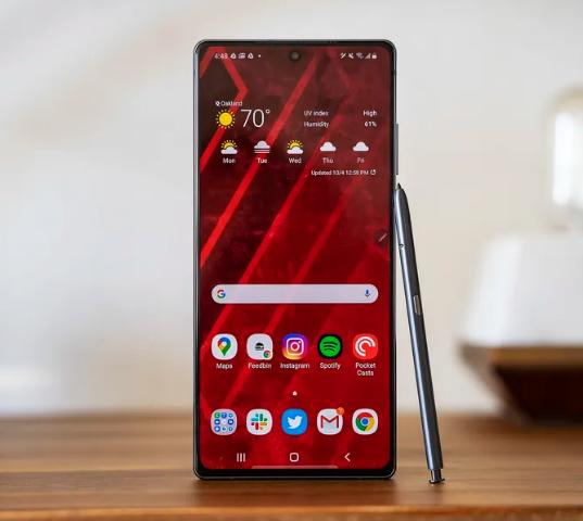 三星可能推迟Galaxy Note系列新手机的发布计划