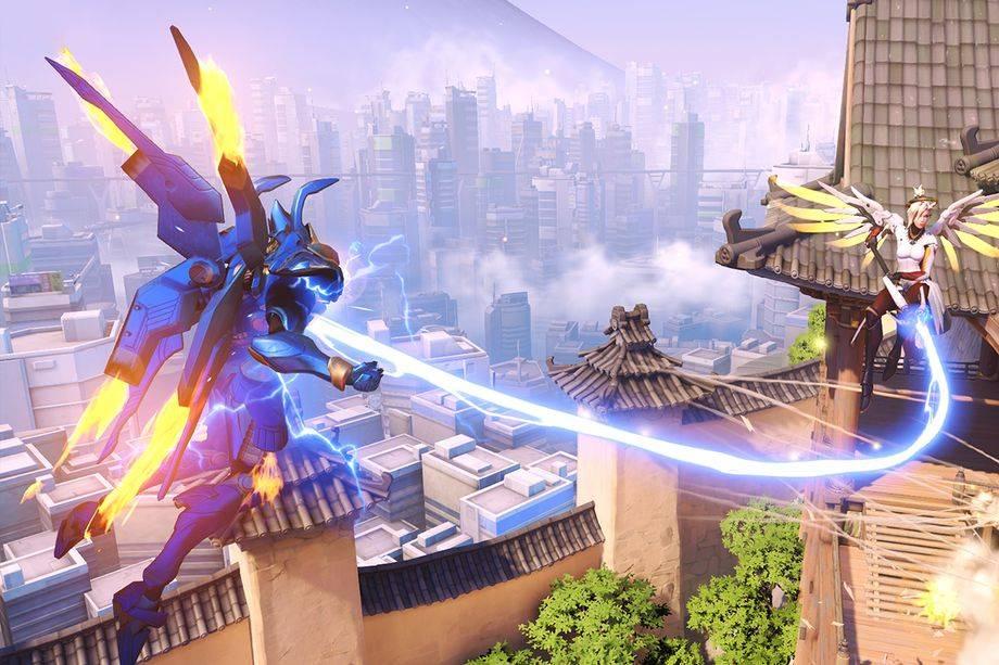 Nvidia为《守望先锋》带来了减少延迟的技术反射
