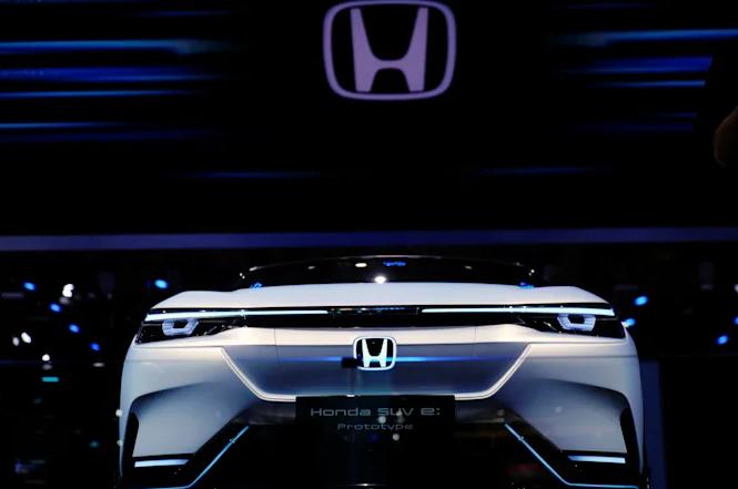 本田计划到2040年将汽车销售完全转为电动汽车