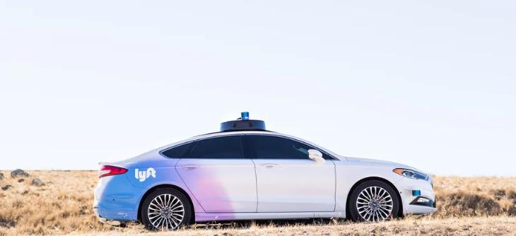 丰田以5.5亿美元收购Lyft的自动驾驶部门