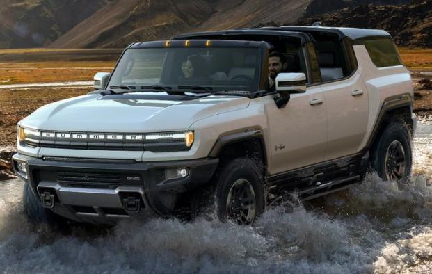 通用汽车正式推出新款纯电动悍马(Hummer)系列