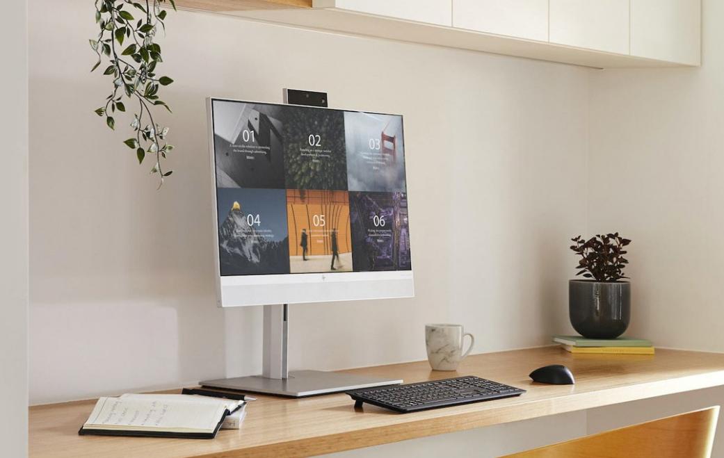 惠普发布最新EliteOne 800 G8台式电脑
