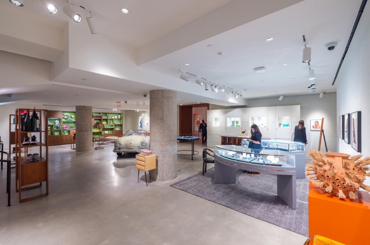 苏富比在纽约开设第一家线下零售店