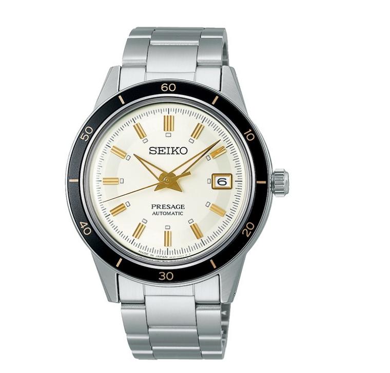精工新推Presage Style60's 系列腕表