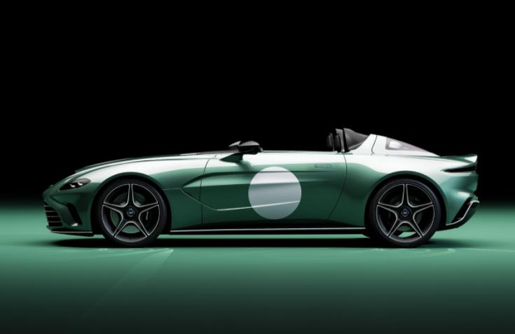 阿斯顿马丁发表全球限量 88 辆 V12 Speedster 别注车款