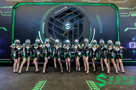 超玩拍档参上!黑鲨参展2021 ChinaJoy创意展区打造全新游玩体验