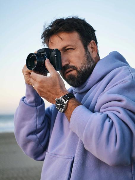 把握时机 也是艺术 IWC万国表与摄影师Paul Ripke共话时间的故事