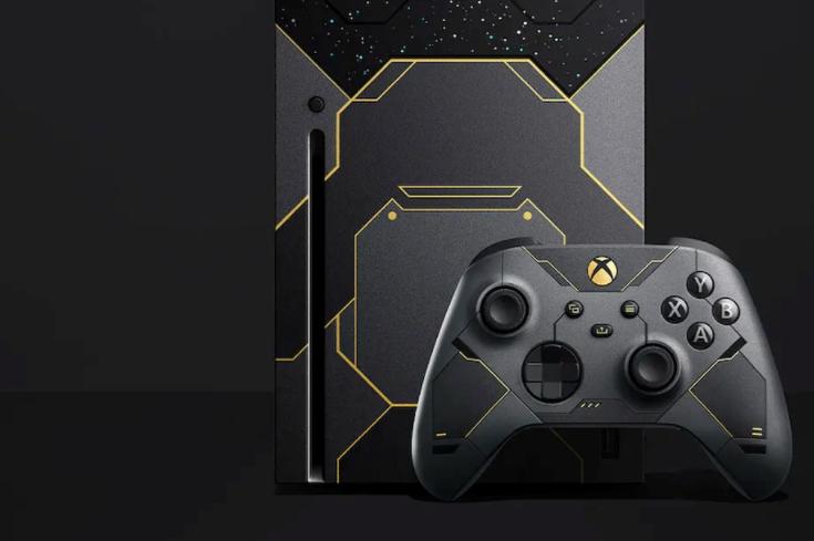 微软以光晕无限为主题的Xbox Series X开放预订