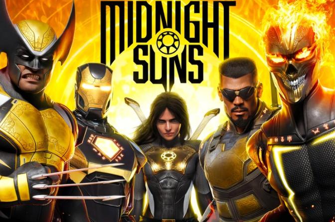 漫威展示游戏《子夜太阳》中的英雄阵容