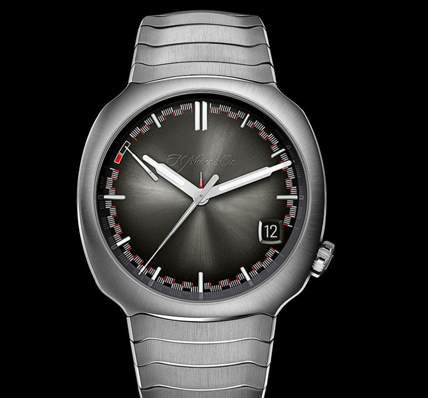 亨利慕时新推Streamliner万年历腕表