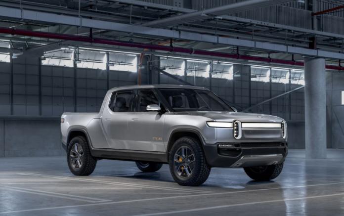 电动汽车初创公司Rivian即将开始R1T电动卡车生产