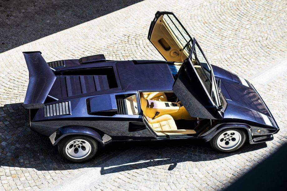 新的蘭博基尼Countach即將推出,它可能是一款混合動力車