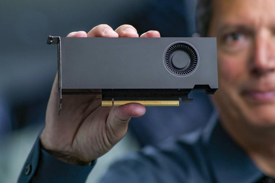 Nvidia的微型RTX A2000 GPU可以安裝在小型PC中