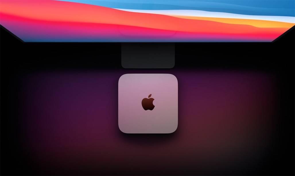 传苹果最新 Mac mini 将搭载全�钚� M1X 晶片