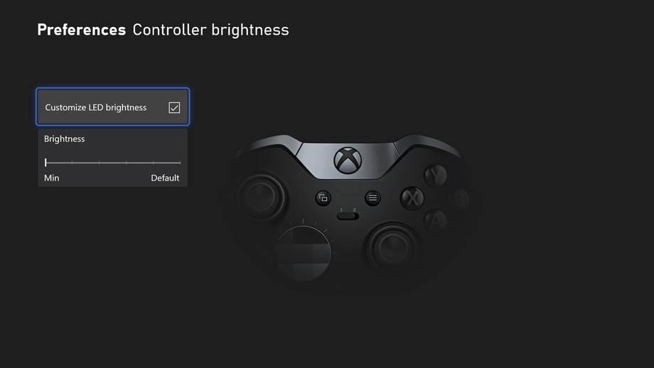 微軟新推出的Xbox夜間模式可以調暗屏幕、控制器和電源按鈕