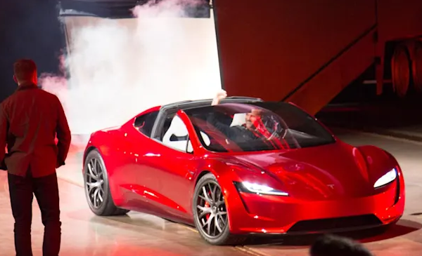 埃隆·马斯克最新推特称特斯拉跑车可能至少要到2023年才会上市