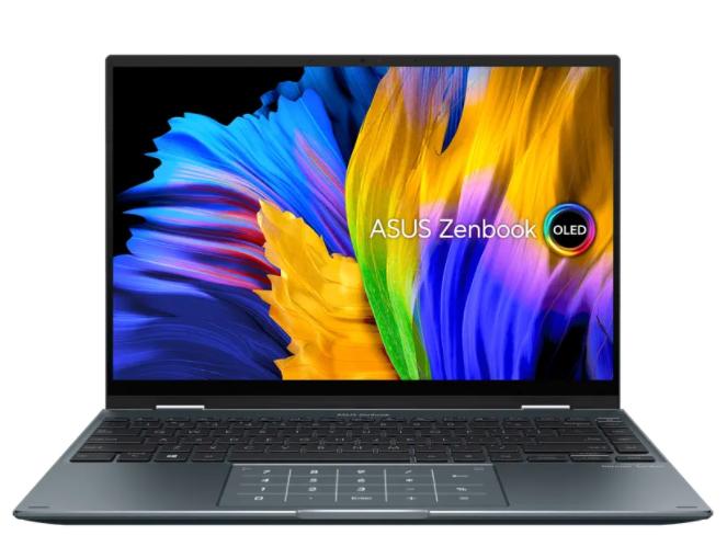 华硕新款Zenbook 14X是款轻薄的OLED屏幕笔记本电脑