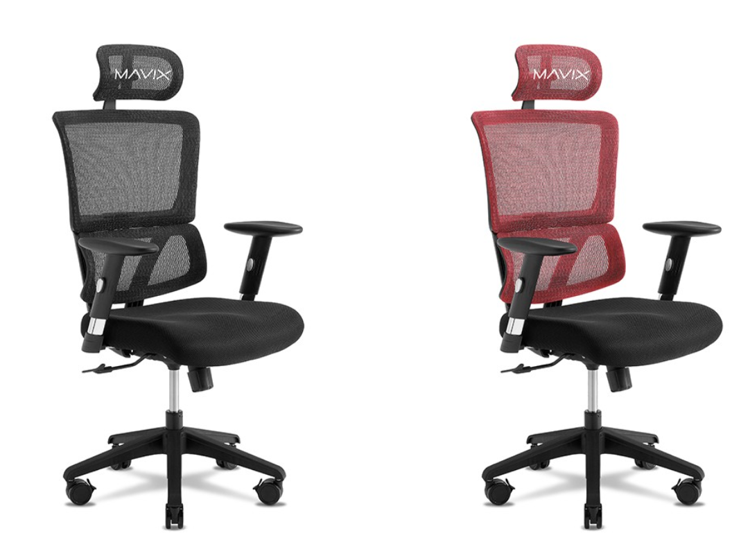 Mavix推出了入门级M4游戏椅