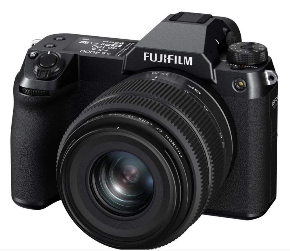 富士推出5140万像素GFX50S II大画幅相机