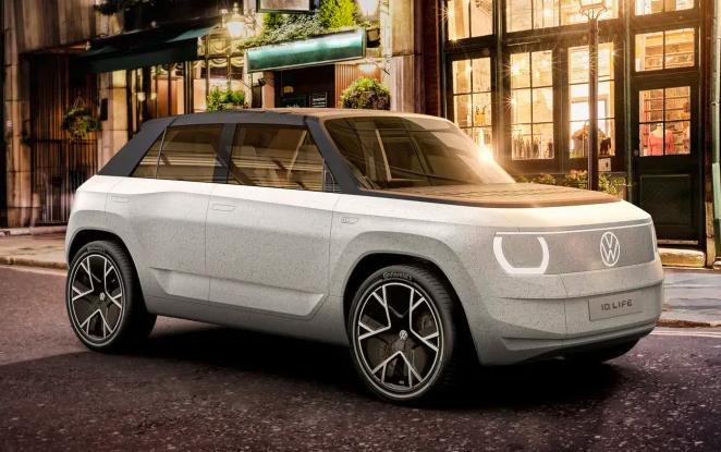 大众汽车推出ID.Life概念车,将于2025年量产