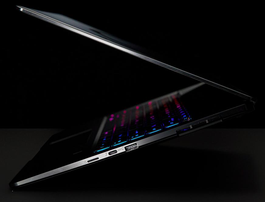 藤原浩联名MSI推出Creator Z16限量版笔记本