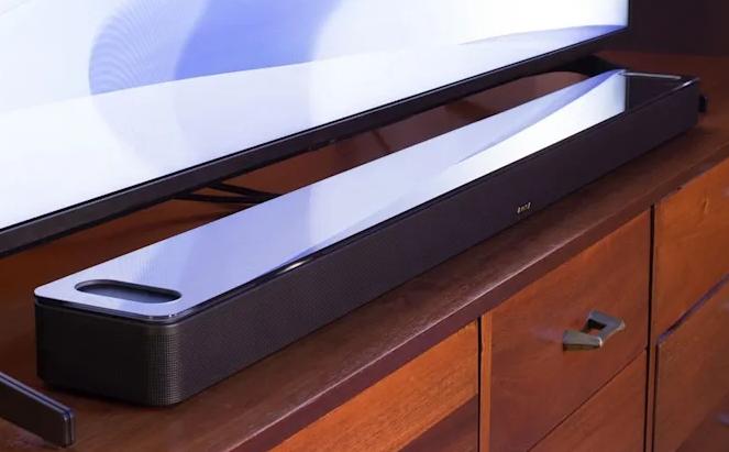 Bose新推高端智能Soundbar 900音箱