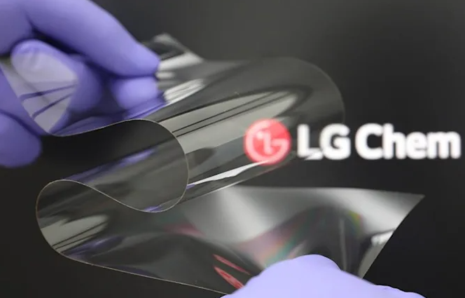 "LG电子称其新型""真正的折叠窗""显示材料与玻璃一样坚硬"