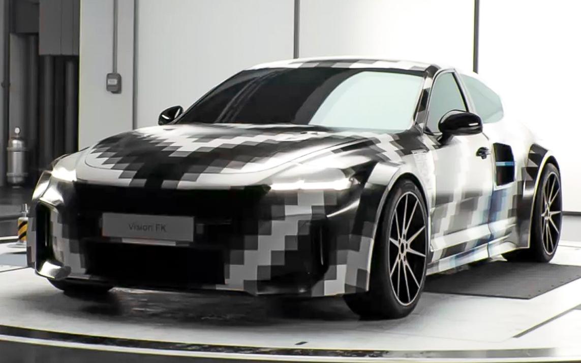 现代汽车展示了氢动力汽车的愿景