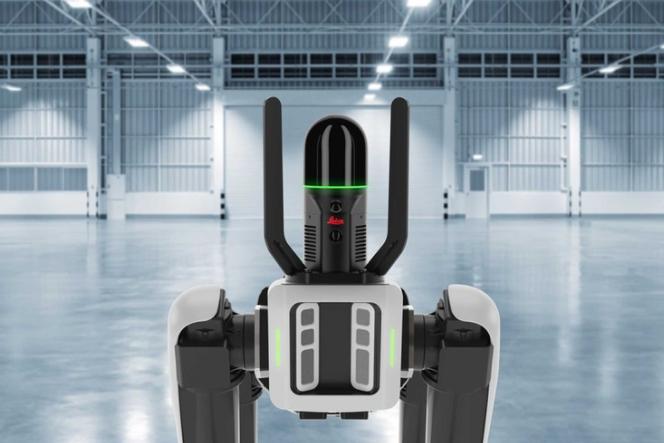 徕卡Geosystems推出机器人和无人机自主现实捕捉