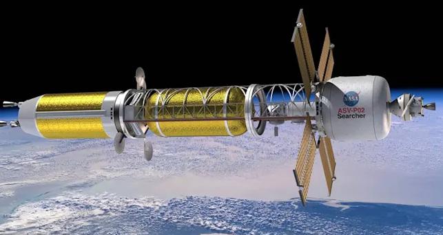 美国国防部正在为小型宇宙飞船寻求核动力