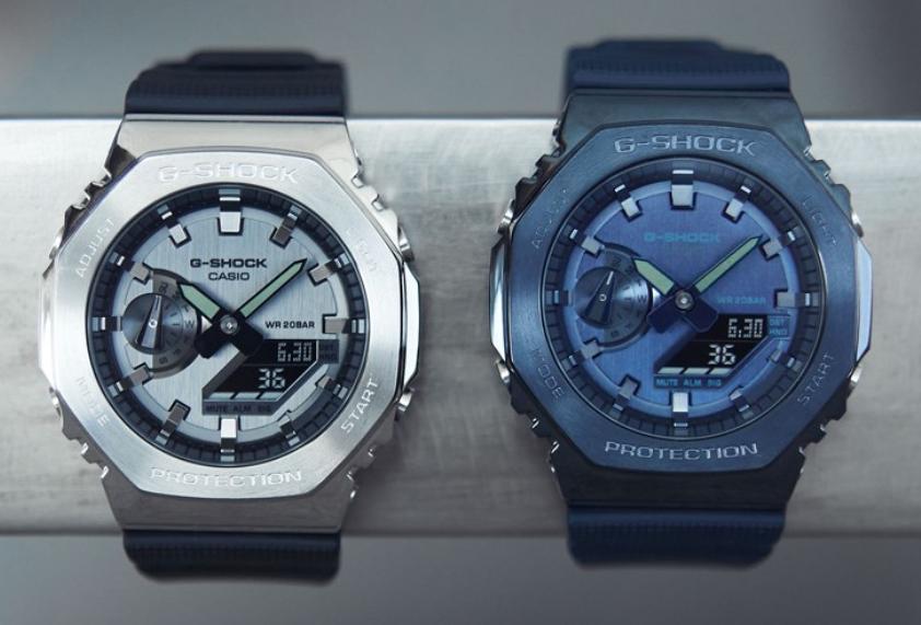 G-SHOCK推出GM2100系列腕表