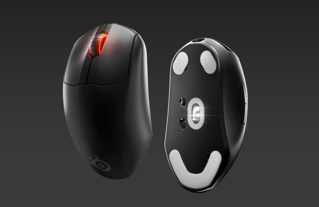 SteelSeries推出了顶级迷你电子竞技鼠标系列
