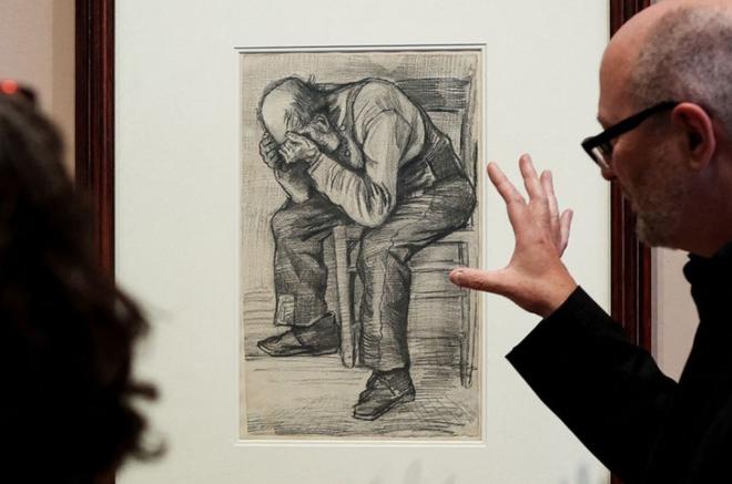 阿姆斯特丹展出一幅新发现的梵高画作