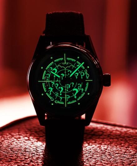 UNDONE 正式推出蝙蝠侠三部曲手表的最后一款